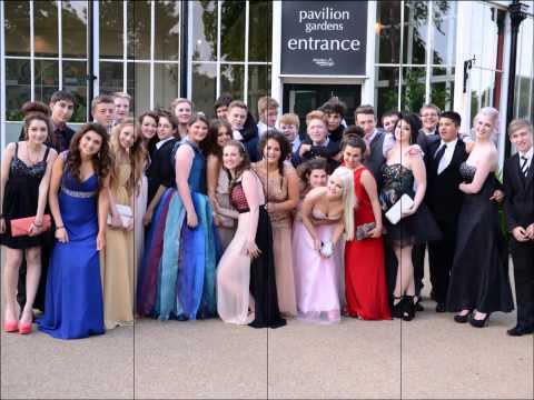 St Thomas More School Buxton - Class of 2013 - Prom night.