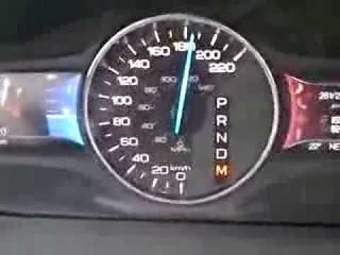 2014 Ford Edge 3.7 0-60 Acceleration Video