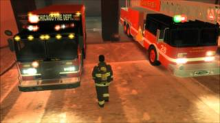 [GTA IV] All my Chicago Fire Department Vehicle Textures I Made...