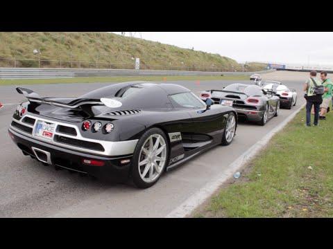 Best of Supercars SOUND 2014! 250 GTO, One-77, 918, LaFerrari, P1, Gumpert, LFA,...