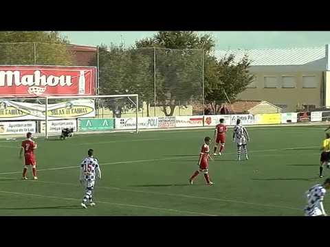 Arroyo 0 - Cartagena 2 (16-11-14)
