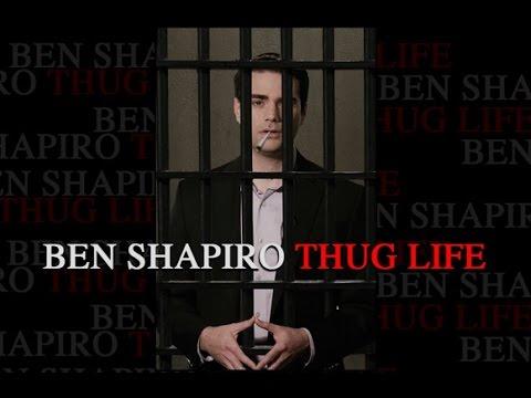 Ben Shapiro Thug Life - DePaul University