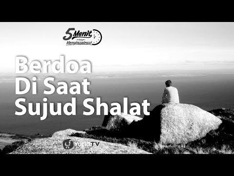 Berdoa Disaat Sujud Sholat
