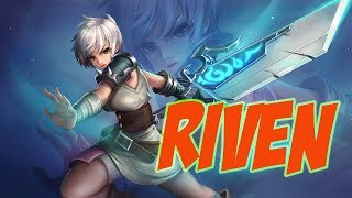 Riven montage 59 - Best Riven 2019 - Troll Or Afk