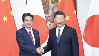 Xi meets Japanese Prime Minister, urging effort to cherish positive momentum in China Japan ties
