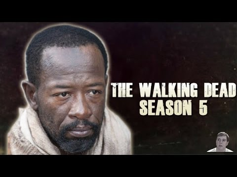 The Walking Dead Season 5 - Will Morgan Return?