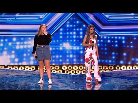 The X Factor UK 2018 Sing-off For The Last Girls Chair Six Chair Challenge  Clip S15E10