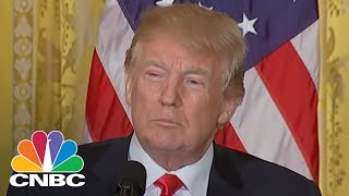 President Donald Trump: Never Had A Better Relationship With China Than Now | CNBC