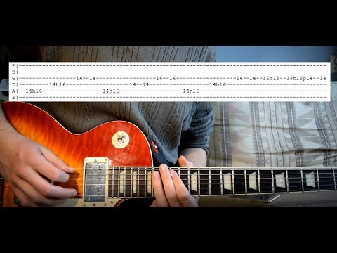 Vacations - Relax Guitar Lesson