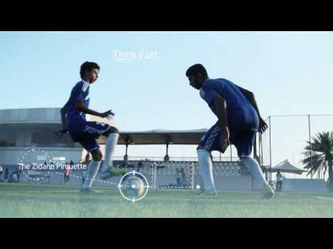 Abu Dhabi Sports Festival - Choose Football