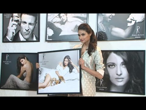 Athiya Shetty at Dabboo Ratnani 2016 Calendar Launch