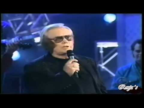 George Jones - A Good Year for the Roses - W/ Alan Jackson