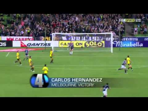 Hyundai A-League - Top 10 Goals 2011/2012