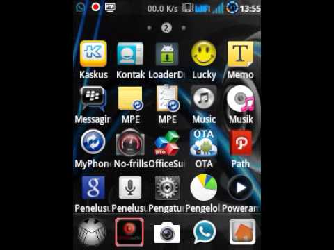 ELASYS ROM ver.1 For Samsung Galaxy Pocket GT-S5300.mp4