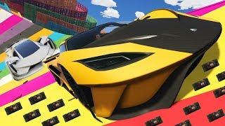จอมวางระเบิด!! กับ ด่านหลอกตามรณะ!! (GTA 5 Online)