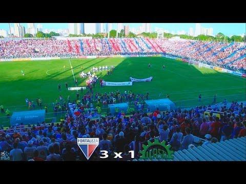 Fortaleza 3 x 1 Icasa - campeonato cearense 2014