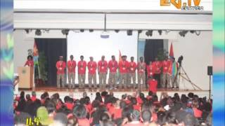 Eritrean 10th YPFDJ conference in North America conducted