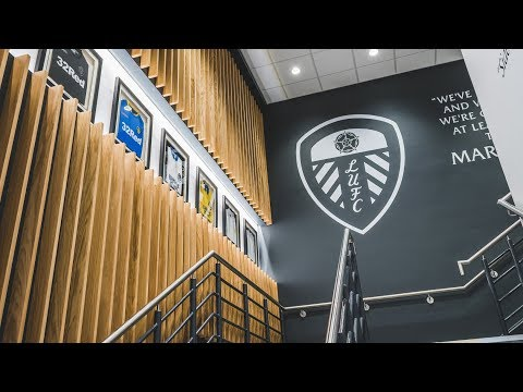 Leeds United Changing Room and West Stand Refurbishment