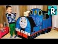 Томас и его Друзья ПРЕВРАЩЕНИЕ и Супер Трек Паровозик Томас Видео для Детей Thomas & Friends track