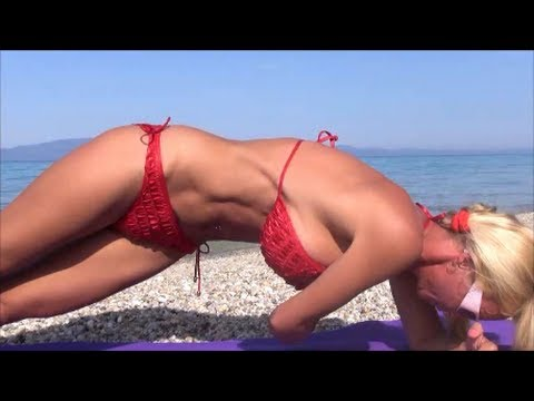 15 Minute Killer Bikini Ab Workout | Get Sexy Six Pack Training Video (hd) video