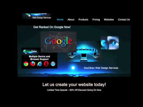 Orlando Web Design GeoClickz Search Engine Optimization Orlando Florida