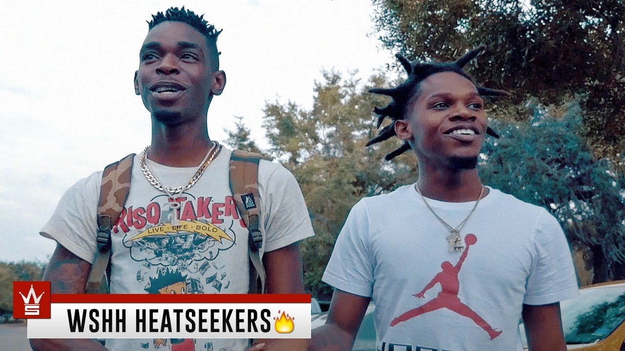 GlitchMan - Boonk Gang [WSHH Heatseekers Submitted]