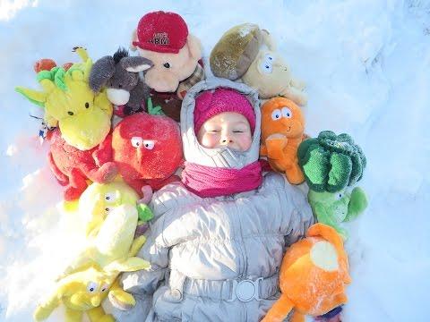Gang Świeżaków - Zabawa Na śniegu Baw Się Ze Mną Goodness Gang On The Snow