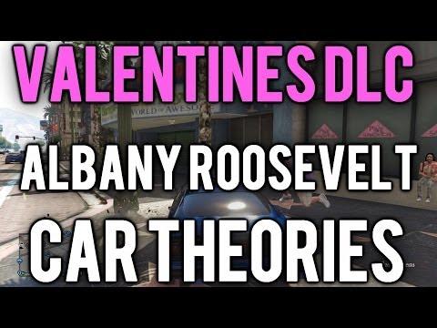 GTA 5 Online- Valentines Day DLC New Car + Details! (Albany Roosevelt)
