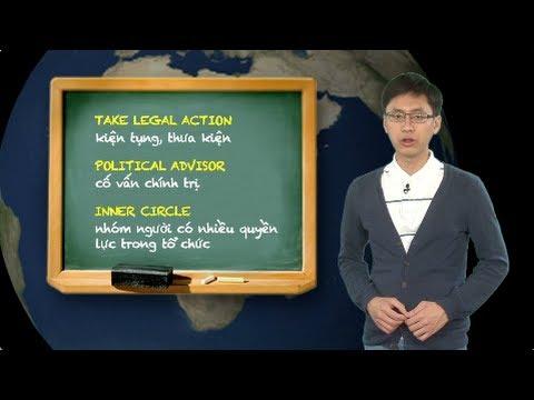 Học tiếng Anh qua tin tức - Nghĩa và cách dùng từ Betray (VOA)