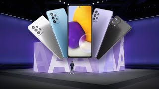 Samsung A52 & A72 full reveal in 9 minutes (with all features)