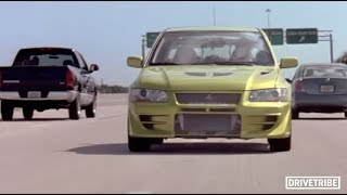 How fast can you drive in reverse? – Dissecting THAT Paul Walker scene from 2Fast2Furious