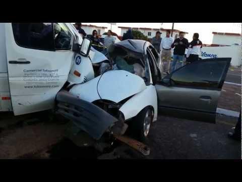 MUERE MUJER EN ACCIDENTE FRENTE A MAQUILAS ROCA FUERTE