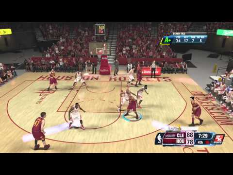 Tice Brings Cleveland the Title before Lebron? NBA Finals Game 5 vs Rockets - NBA 2K14 My Career