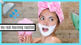 My Shaving Routine, Shower Routine, Breakfast Routine (basically everything I do in the morning lol)