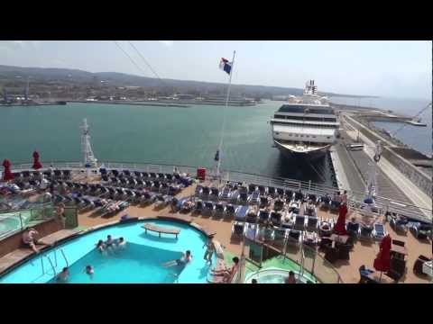 Carnival Breeze Lido Deck 12