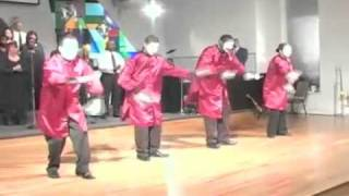 Bow Down - Bishop Paul Morton, Gospel Mime