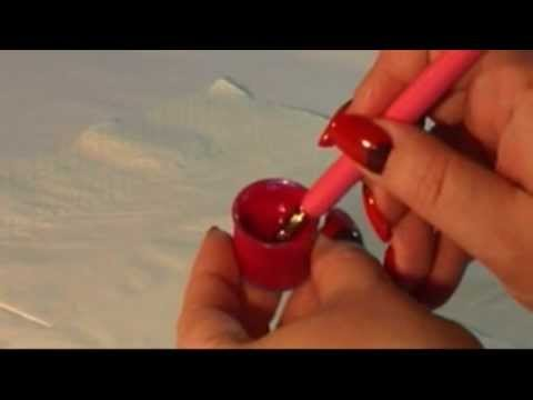 Be Creative - nail art pen tutorial