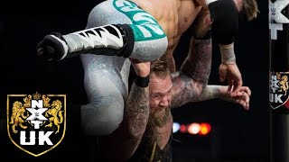 Brace yourself for a hard-fought NXT UK Tag Team Title Match: NXT UK highlights, Oct. 17, 2019