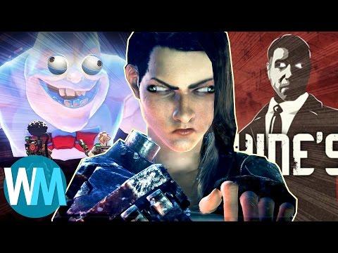 Top 10 WORST Games of 2016