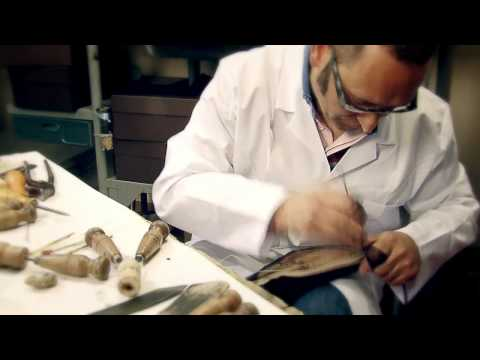 Louis Vuitton men's shoemaking in Fiesso d'Artico klip izle