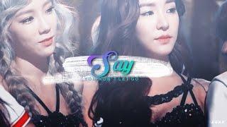 download lagu Taeny • Say You Won't Let Go gratis