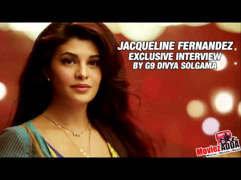 Kick Movie | Jacqueline Fernandez Exclusive Interview By G9 Divya Solgama video
