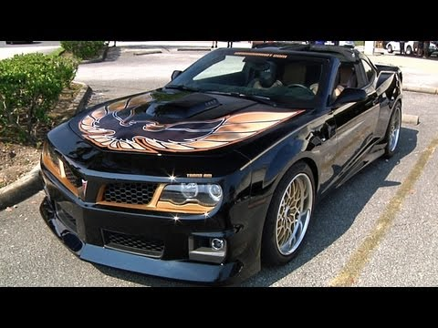 2012 trans am conversion kit firebird camaro zta how to make do everything. Black Bedroom Furniture Sets. Home Design Ideas