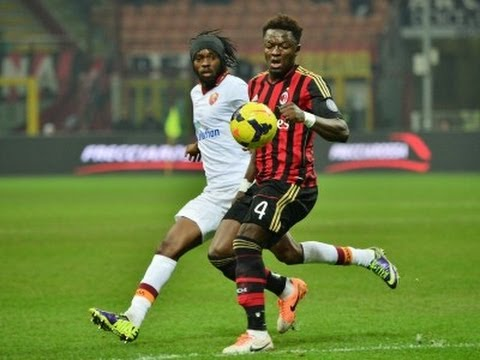 Roma 2-0 Milan All Goals & Highlights 25/04/2014