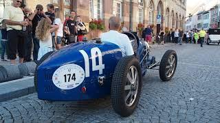 Bugatti Type 51 Startup Sound