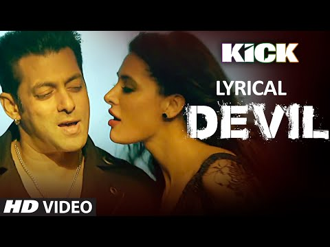 Devil yaar Naa Miley Song With Lyrics | Salman Khan | Yo Yo Honey Singh | Kick video