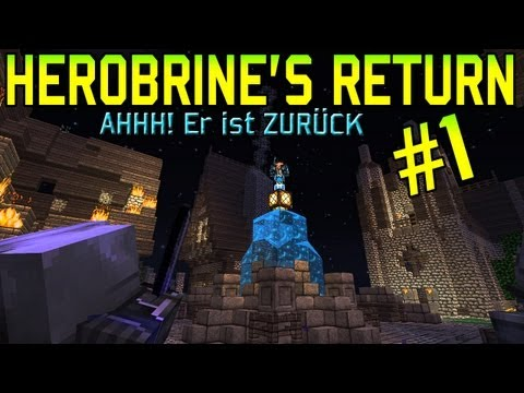 HEROBRINE'S RETURN by HyPixel #1 [German] - mit ZeronikHD   GommeHD