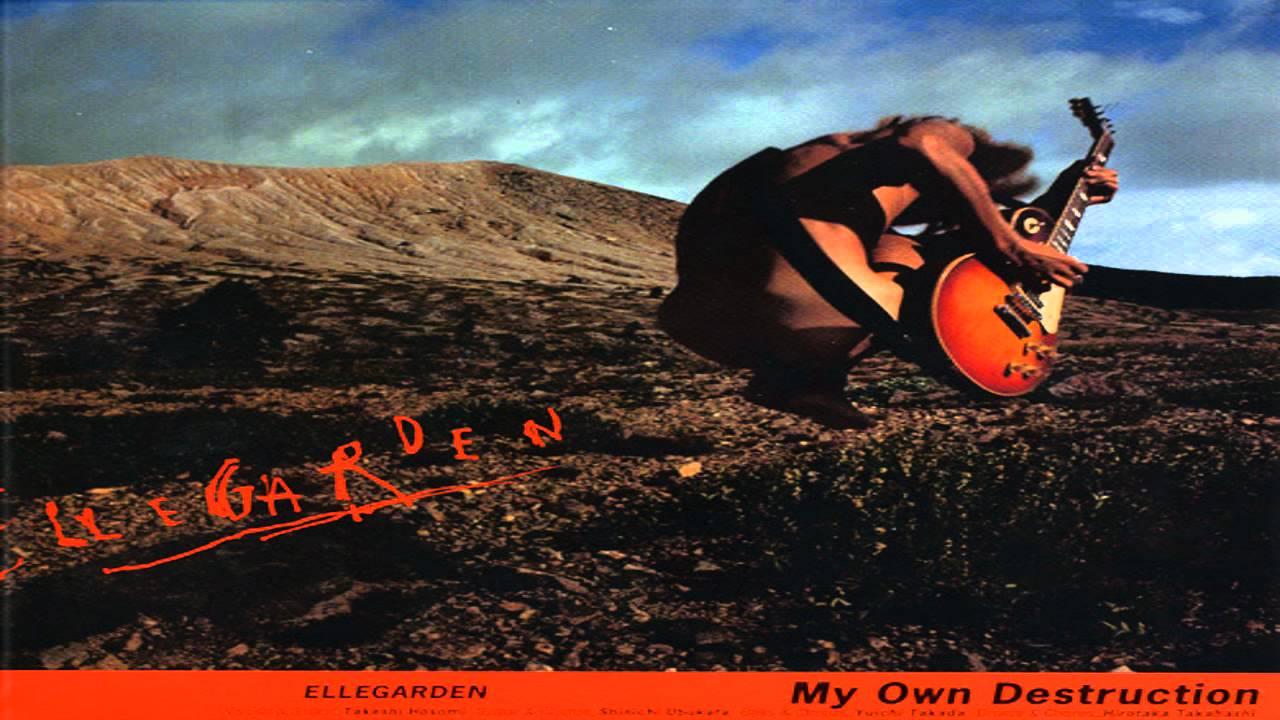 Ellegarden-My own destruction - YouTube