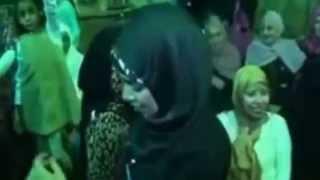 رقص محجبات موزز جامدين فرح خاص جديد 2014