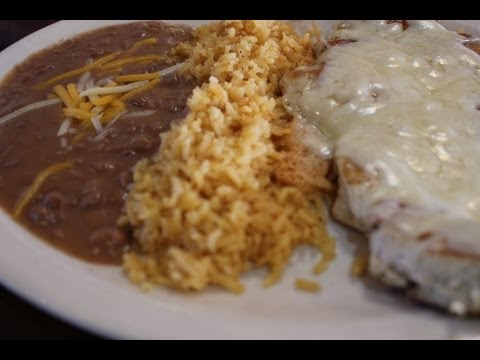 DJ ANT VS FOOD: LA FIESTA MEXICANA HAINES CITY, FL) (FOOD REVIEW)